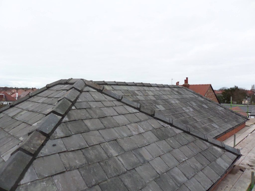 Slate Roof Fitting M And J Roofing