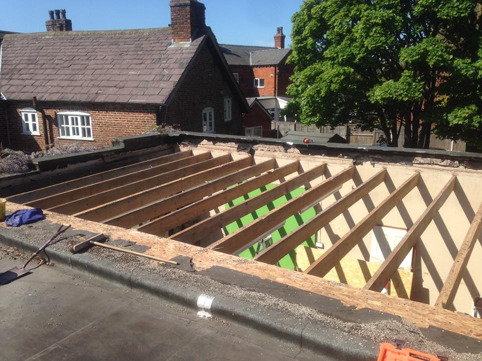 Fibreglass Roof Southport Flat Roof Southport Roof