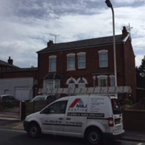 reliable roofer formby