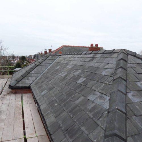 slate roof formby