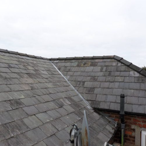 slate roof hesketh