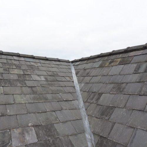 slate roof walton