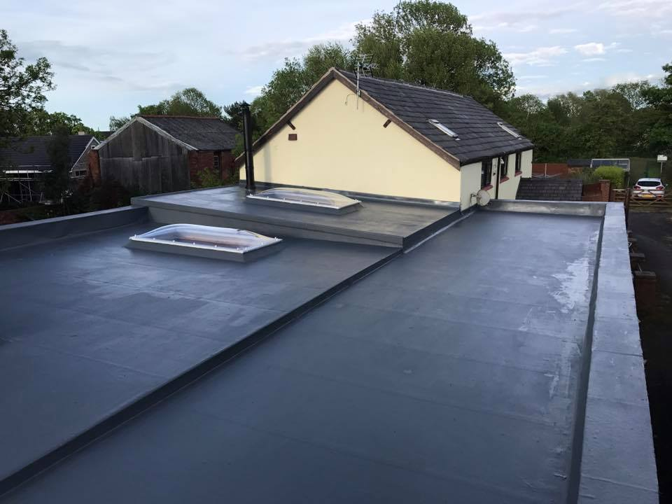 GRP Roofs Southport