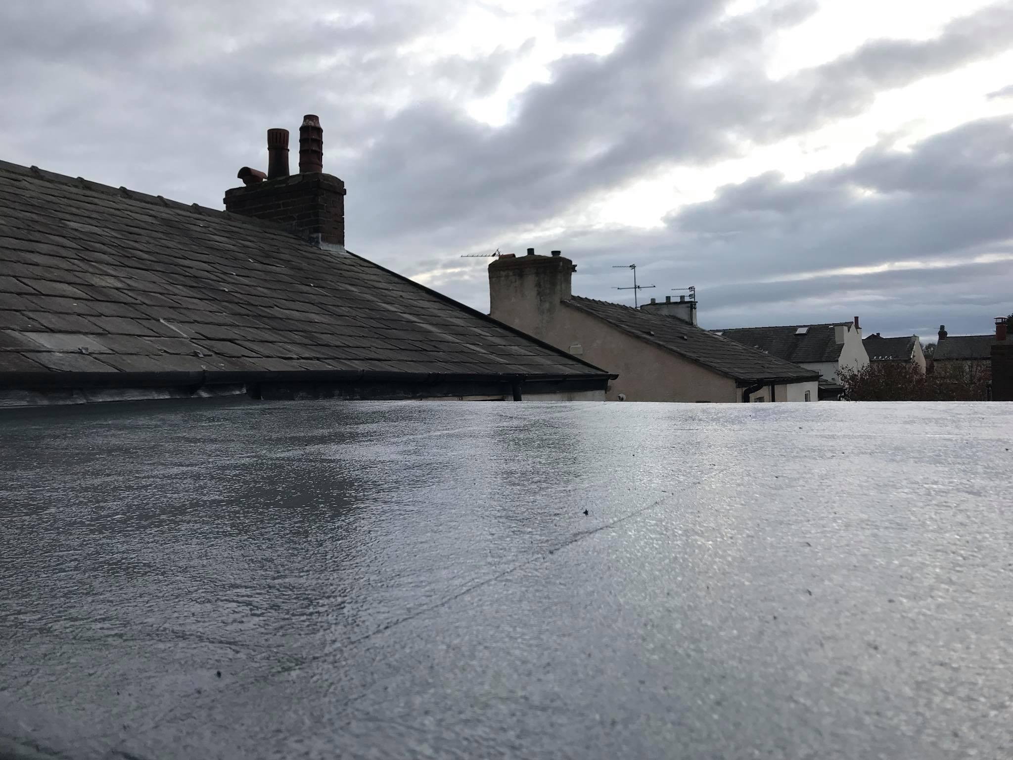 GRP Roofing Merseyside