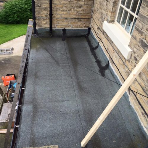 flat roof repair southport
