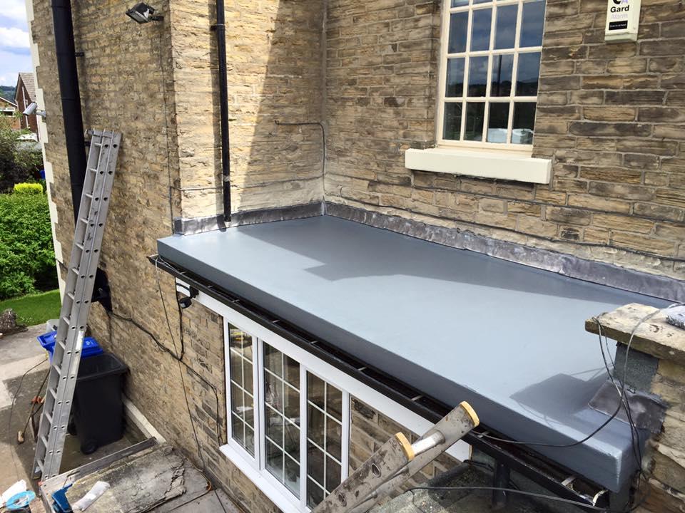 flat roof st helens
