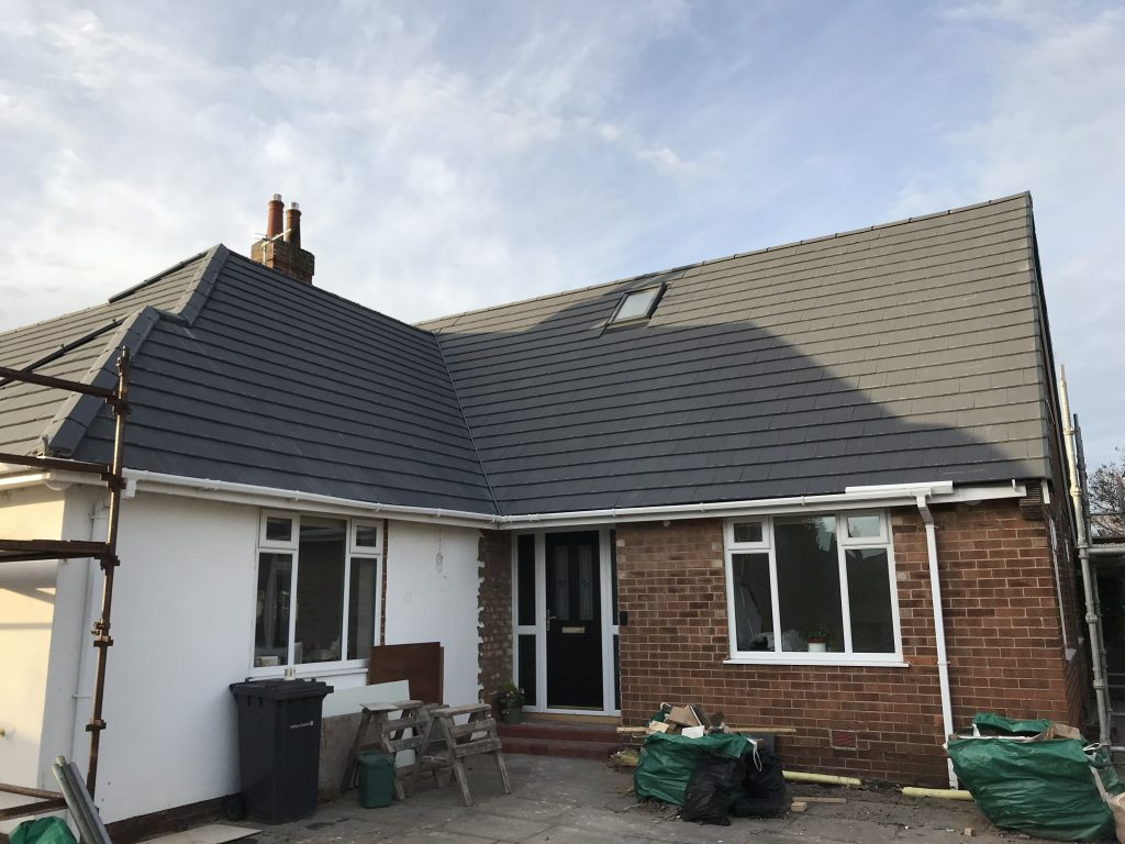 Roofer Merseyside Flat Roof Merseyside Tiled Roof