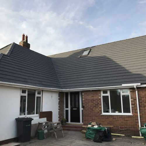 tiled roof merseyside
