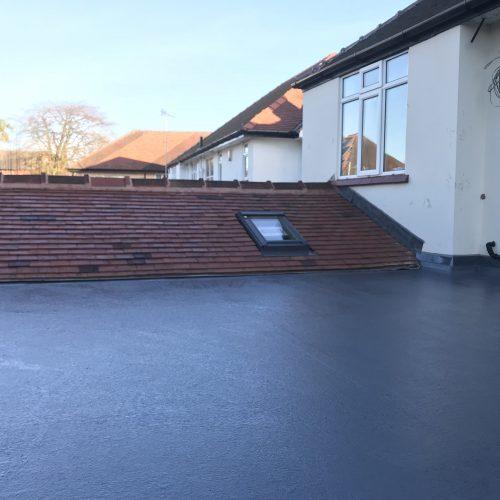 flat roof merseyside