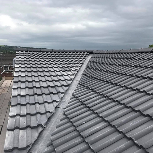 tiled roof tarleton