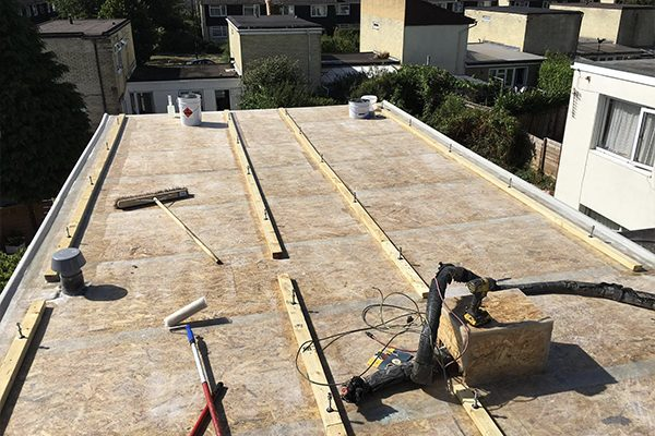 fibreglass roof southampton