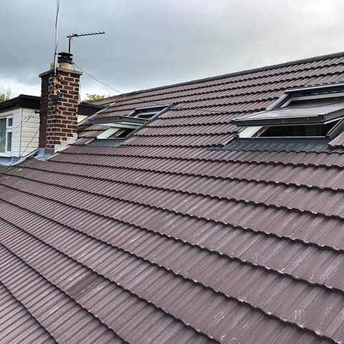 new tiled roof southport
