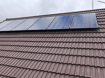 new solar panels southport