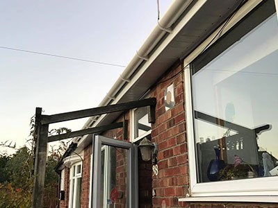 new guttering southport
