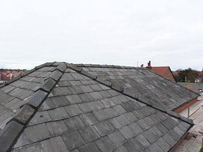 slate roof southport