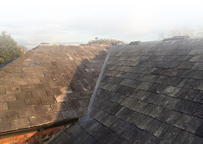Slate Roof Fitting