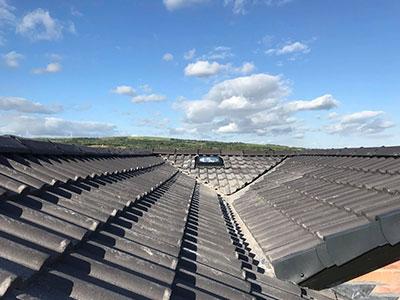 Tiled Roof Tarleton