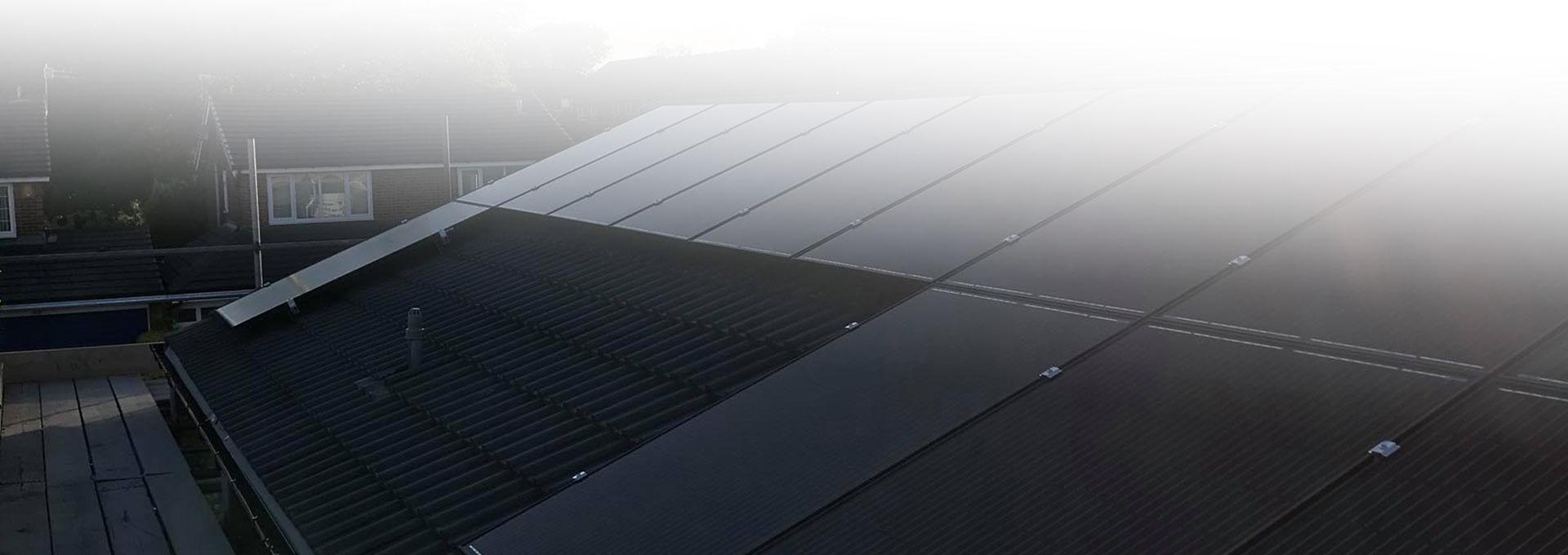 New Tiled Roof Tarleton