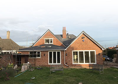 Tiled Roof In Warrington
