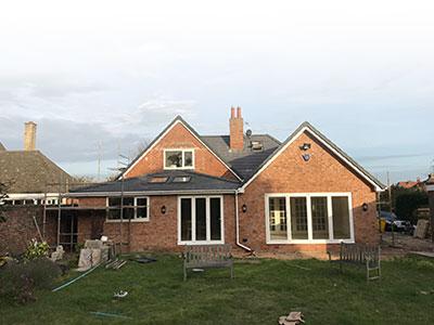 Tiled Roof In Warrington