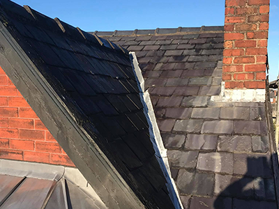 tiled roof in prenton