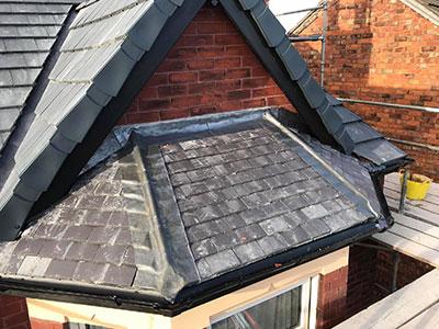 new tiled roof prenton