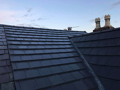 tiling work by best roofer prenton