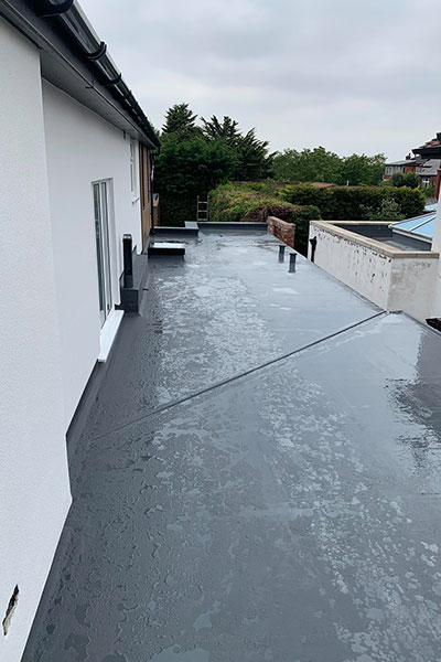GRP roofing widnes