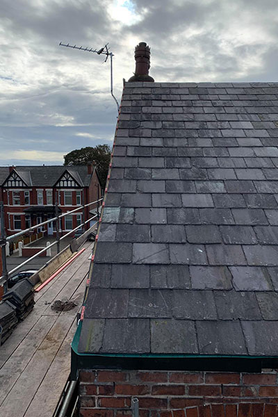 roofing work in warrington