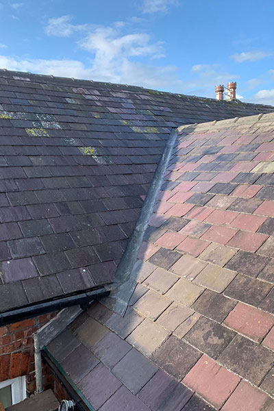 new roof slates warrington