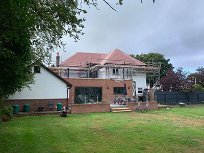 roofing project in southport
