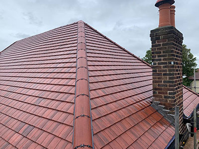 expert roofing work in southport