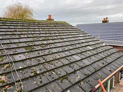 Roof repairs Maghull