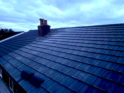 best rated roofer maghull