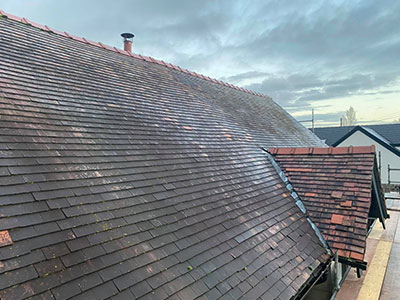 replacing a roof in Bamber Bridge