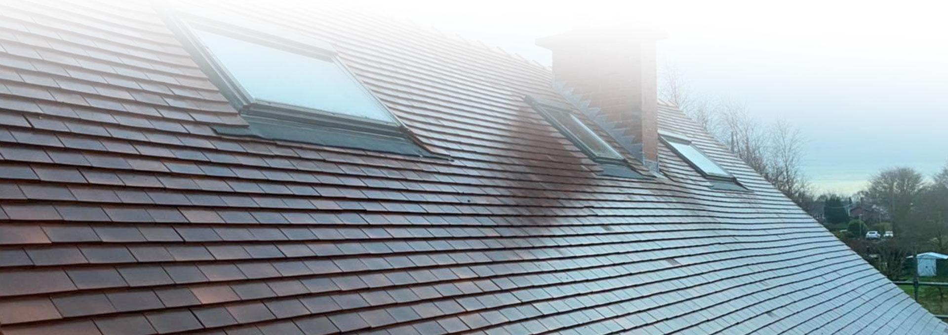 tiled roof bamber bridge