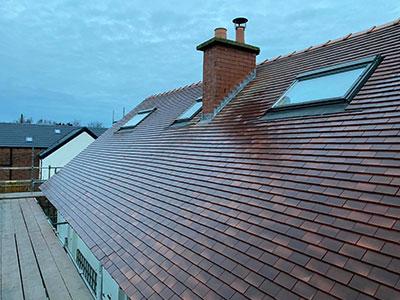 reliable roofer Bamber Bridge
