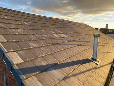 new slate roof chorley