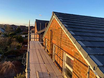 new roof chorley