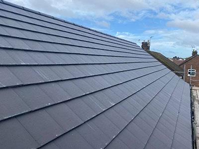 new roof burscough
