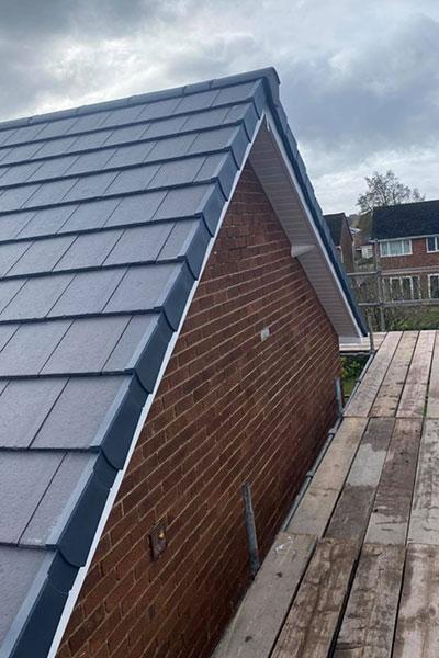 new roof tiles burscough