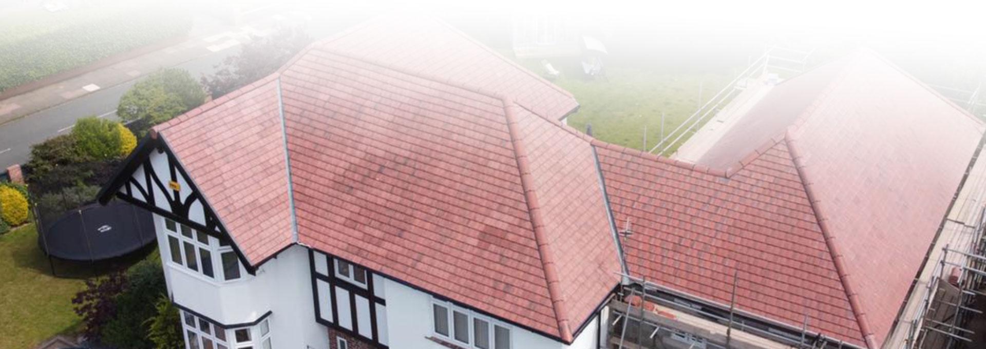 Tiled Roof Halsall
