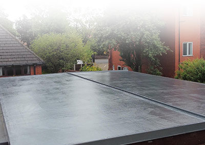 Flat Roof Parbold