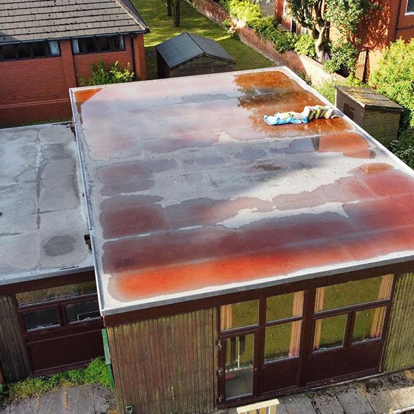 roof repair parbold